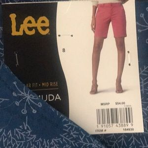 Lee Shorts - Size 8 Lee Shorts- New With Tags Attached !